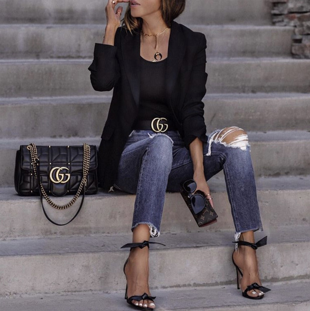 The only bags worth investing in, gucci bag, lolario style blogger wearing gucci bag | lolariostyle.com