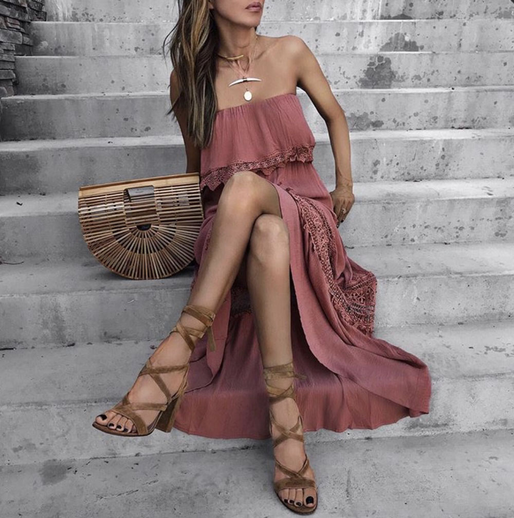 shoes every woman needs, lace up heels | lolariostyle.com