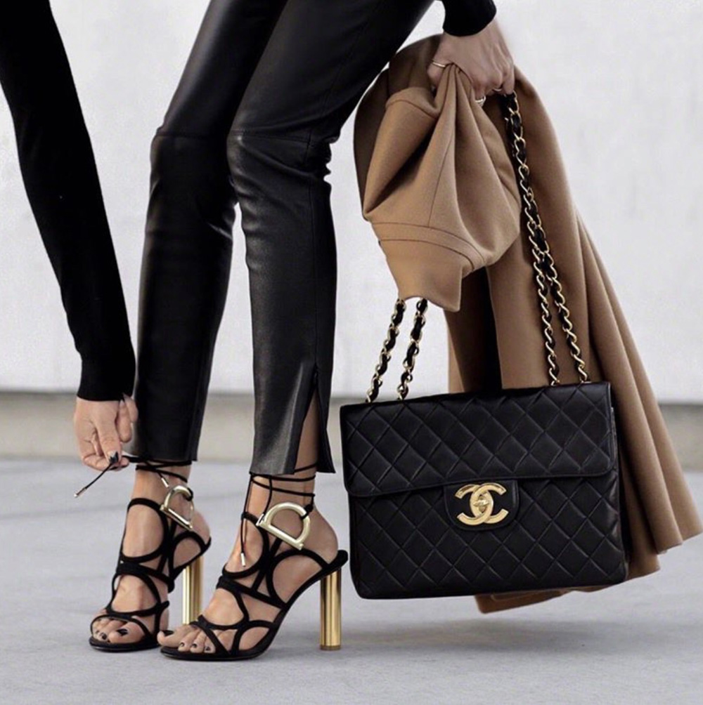 shoes every woman needs, strappy heels | lolariostyle.com